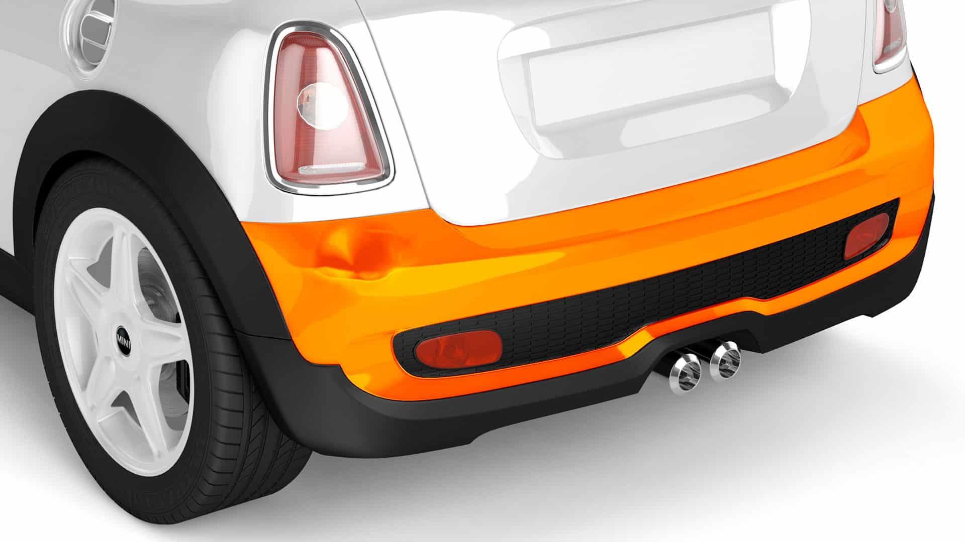 Bumper Repairs Exeter