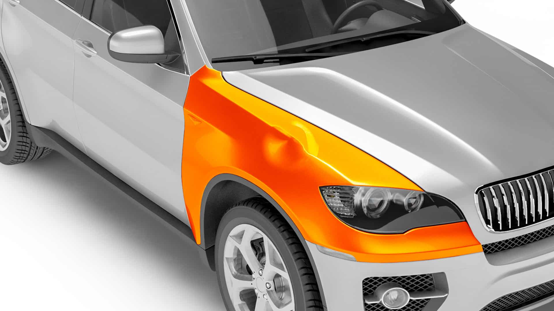 Paintless Dent Removal & Repair Exeter • AutoPrep